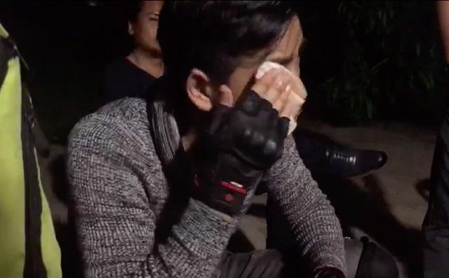 Thúy Ngân, Thanh Bình chấn thương khi quay phim hành động - Ảnh 2.