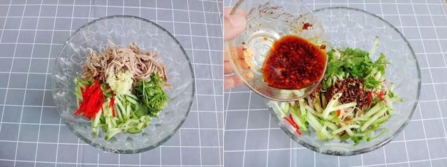 Mùa hè nhất định phải ăn thịt vịt trộn chua ngọt vừa ngon vừa mát bổ đủ đường - Ảnh 3.