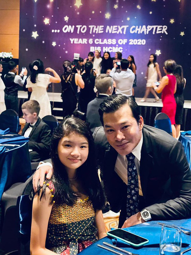 Trương Ngọc Ánh và Trần Bảo Sơn bên nhau trong tiệc của con gái - Ảnh 4.