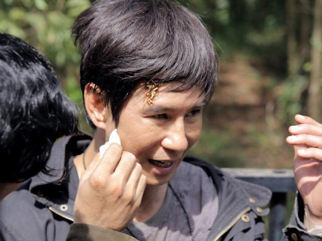 Thúy Ngân, Thanh Bình chấn thương khi quay phim hành động - Ảnh 8.