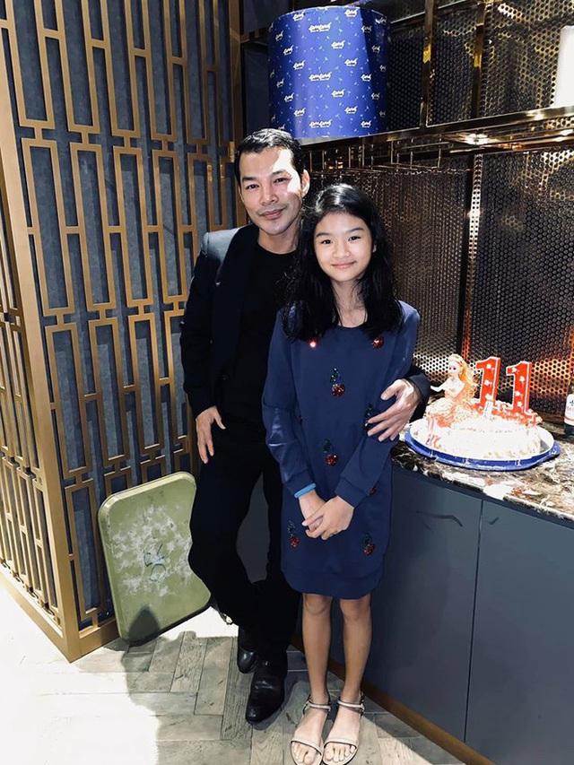 Trương Ngọc Ánh và Trần Bảo Sơn bên nhau trong tiệc của con gái - Ảnh 9.