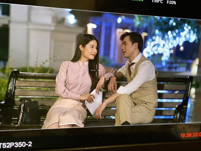 Tình yêu và tham vọng: Linh cho Sơn ăn tát sau cái ôm bị Minh bắt gặp giữa công ty - Ảnh 5.