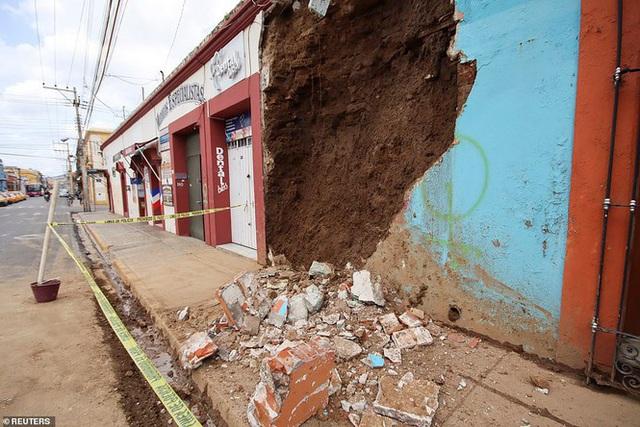 Mexico: Động đất 7,4 độ richter, ít nhất 5 người thiệt mạng - Ảnh 1.