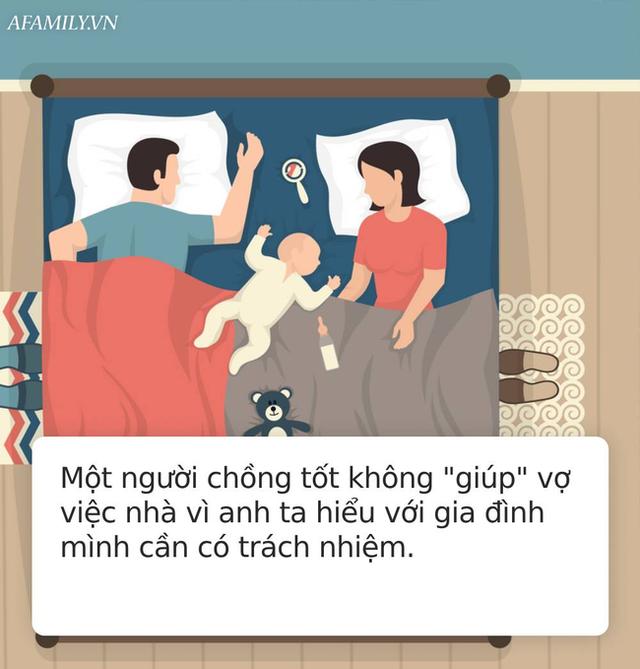 Bức thư bố gửi con trai trước đêm kết hôn khiến ai cũng tâm đắc: Người chồng tốt là người luôn biết cách giúp vợ làm việc nhà! - Ảnh 2.
