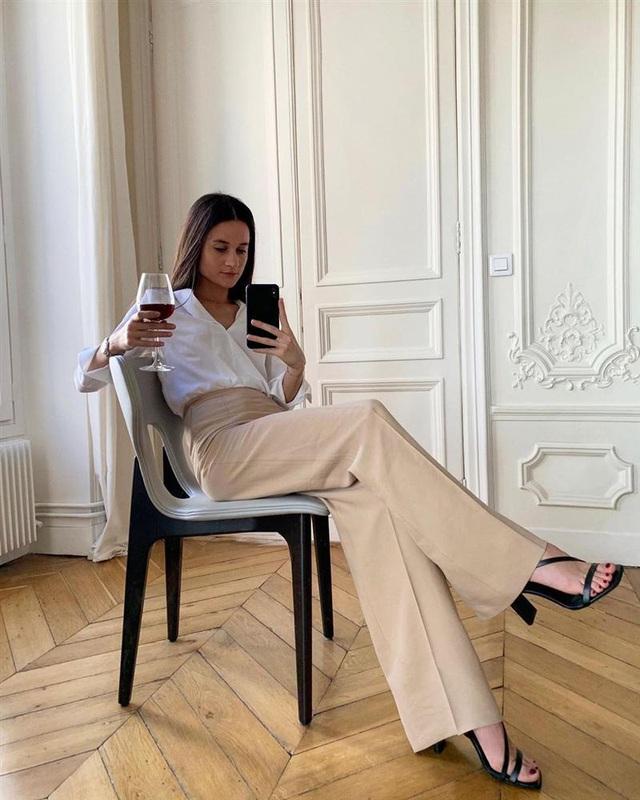 Để diện đồ công sở chuẩn xinh và thanh lịch không kém phụ nữ Pháp, chị em chỉ cần sắm 5 items - Ảnh 14.