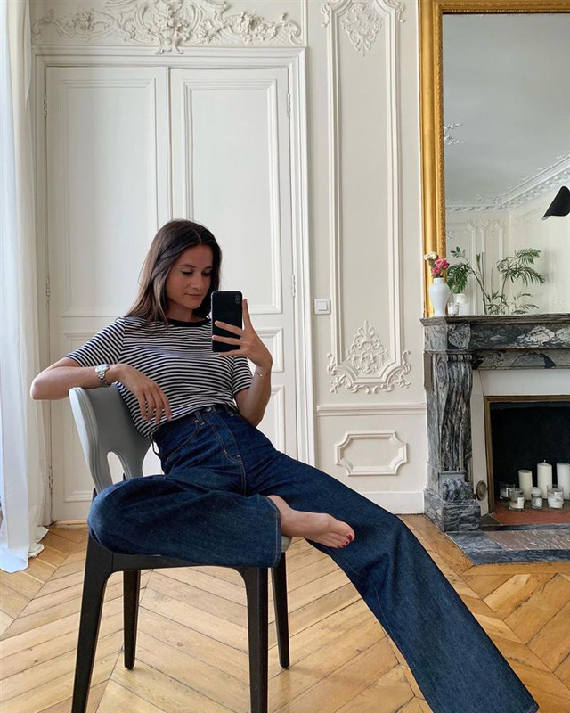 Để diện đồ công sở chuẩn xinh và thanh lịch không kém phụ nữ Pháp, chị em chỉ cần sắm 5 items - Ảnh 17.