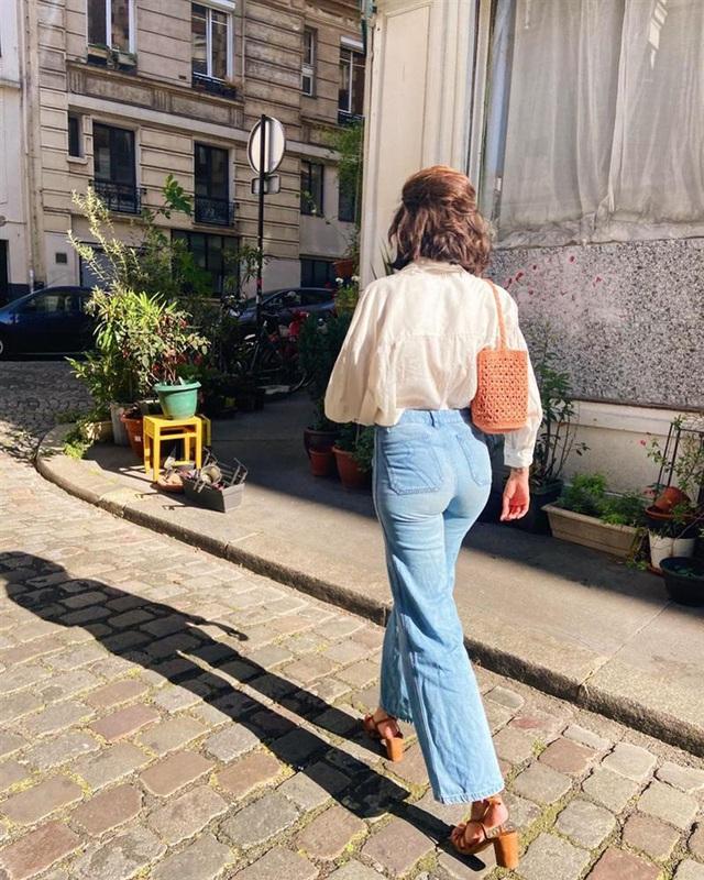 Để diện đồ công sở chuẩn xinh và thanh lịch không kém phụ nữ Pháp, chị em chỉ cần sắm 5 items - Ảnh 18.