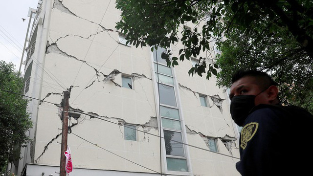 Mexico: Động đất 7,4 độ richter, ít nhất 5 người thiệt mạng - Ảnh 3.