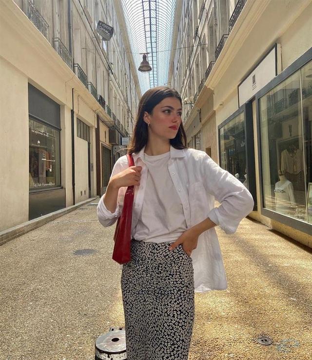 Để diện đồ công sở chuẩn xinh và thanh lịch không kém phụ nữ Pháp, chị em chỉ cần sắm 5 items - Ảnh 6.