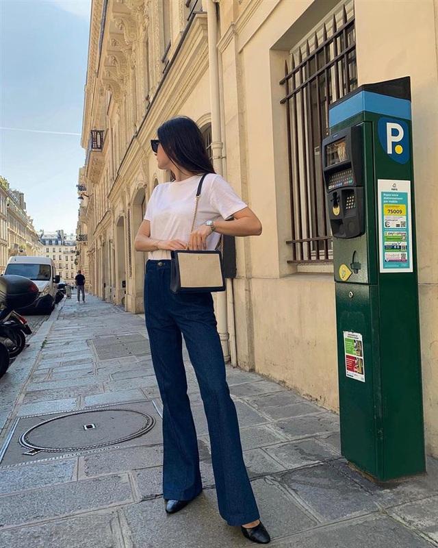 Để diện đồ công sở chuẩn xinh và thanh lịch không kém phụ nữ Pháp, chị em chỉ cần sắm 5 items - Ảnh 7.