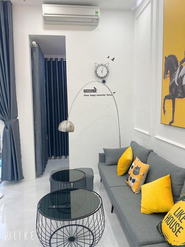 Căn nhà cấp 4 có diện tích 125m² với tổng chi phí 1 tỷ đồng, xây dựng trong vòng hai tháng ở Phan Thiết - Ảnh 4.
