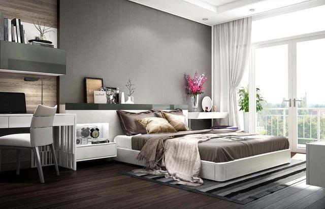 Ý tưởng thiết kế nội thất phòng ngủ diện tích 15m² với chi phí dưới 20 triệu đồng - Ảnh 4.