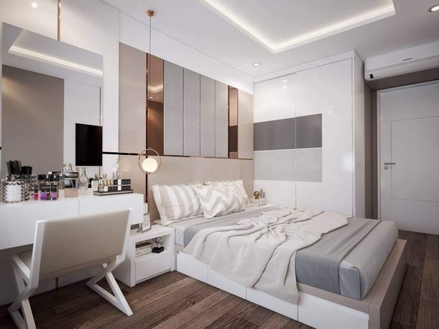 Ý tưởng thiết kế nội thất phòng ngủ diện tích 15m² với chi phí dưới 20 triệu đồng - Ảnh 5.