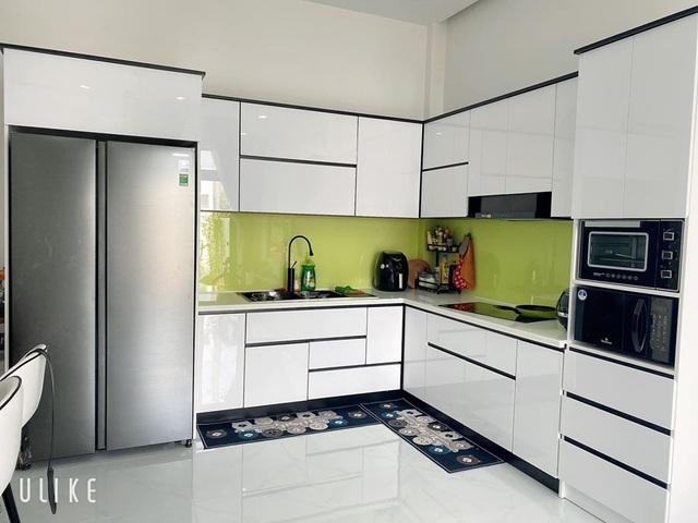 Căn nhà cấp 4 có diện tích 125m² với tổng chi phí 1 tỷ đồng, xây dựng trong vòng hai tháng ở Phan Thiết - Ảnh 6.