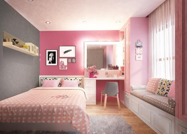 Ý tưởng thiết kế nội thất phòng ngủ diện tích 15m² với chi phí dưới 20 triệu đồng - Ảnh 6.