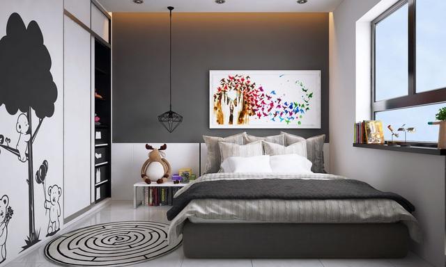 Ý tưởng thiết kế nội thất phòng ngủ diện tích 15m² với chi phí dưới 20 triệu đồng - Ảnh 8.