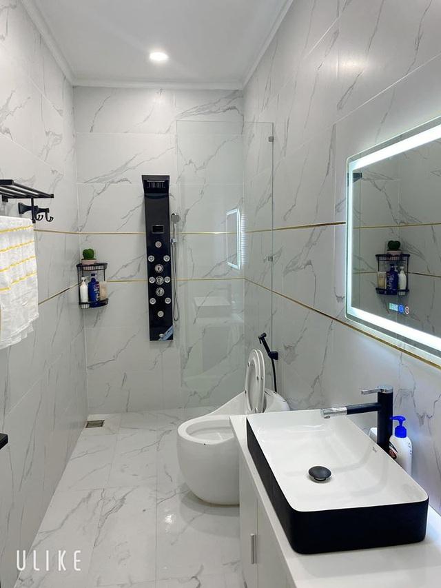 Căn nhà cấp 4 có diện tích 125m² với tổng chi phí 1 tỷ đồng, xây dựng trong vòng hai tháng ở Phan Thiết - Ảnh 9.