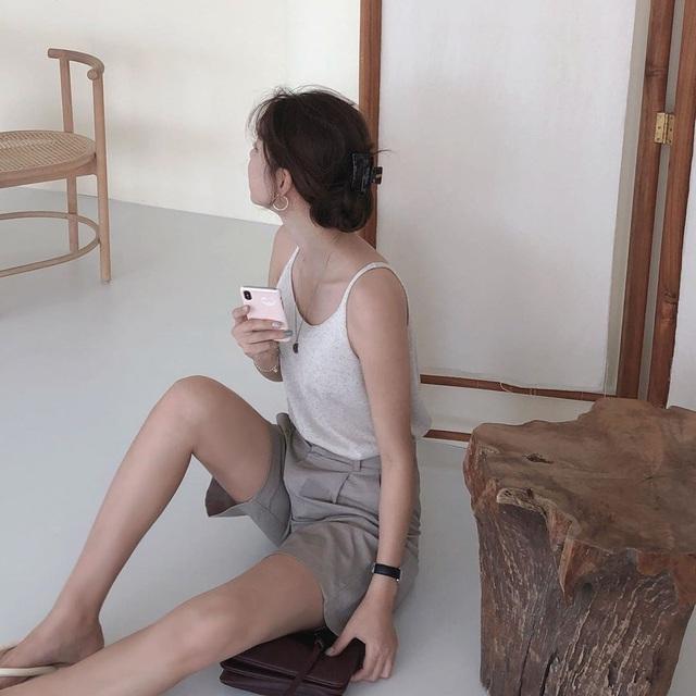 Hot bậc nhất hè này là quần shorts ống rộng và 4 cách diện vừa sành điệu vừa hack dáng hết cỡ - Ảnh 7.