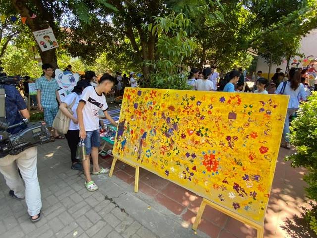 """MC Minh Trang đem """"Ngày hội gia đình đến làng trẻ em SOS - Ảnh 9."""