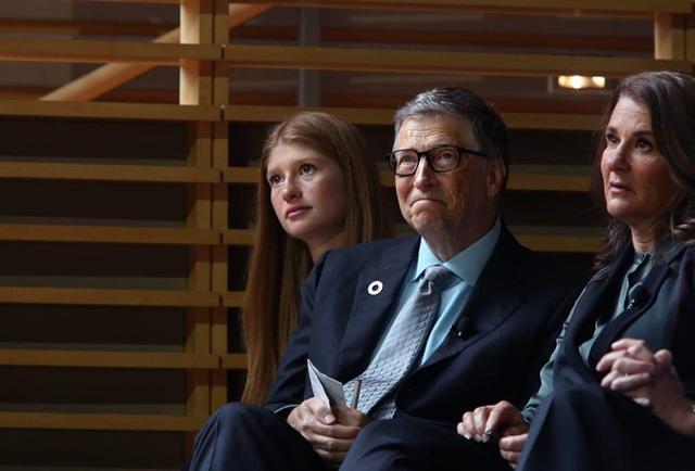 Ái nữ Bill Gates lớn lên trong đặc quyền ra sao? - Ảnh 1.