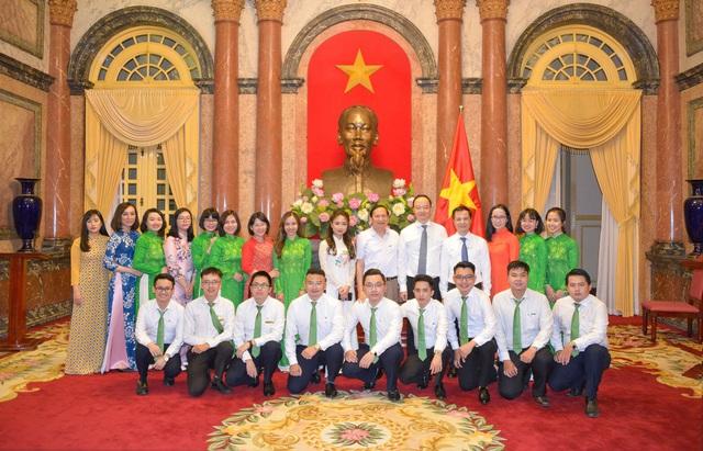 """Hội thi """"Văn hoá Vietcombank dưới ánh sáng tư tưởng Hồ Chí Minh"""" thành công tốt đẹp - Ảnh 7."""
