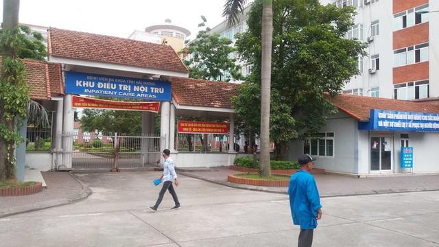 Vụ 3 người thương vong khi đang treo pano ở Hải Dương: Cách ứng xử lạ của Bí thư và Chủ tịch UBND huyện Gia Lộc - Ảnh 5.