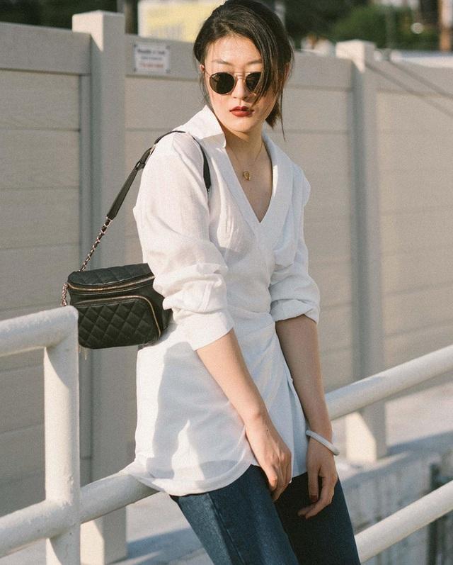 Nàng fashion blogger gợi ý 9 set màu trung tính để chị em công sở dù vụng về hay không có nhiều đồ vẫn mặc đẹp khỏi nghĩ - Ảnh 2.