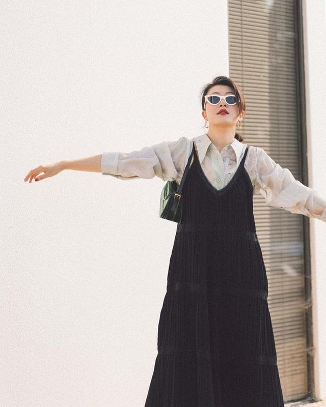 Nàng fashion blogger gợi ý 9 set màu trung tính để chị em công sở dù vụng về hay không có nhiều đồ vẫn mặc đẹp khỏi nghĩ - Ảnh 3.