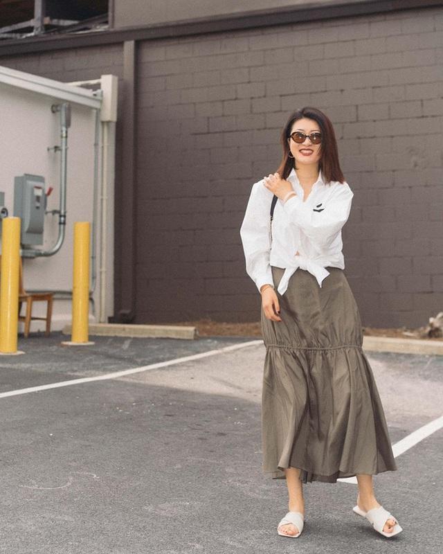 Nàng fashion blogger gợi ý 9 set màu trung tính để chị em công sở dù vụng về hay không có nhiều đồ vẫn mặc đẹp khỏi nghĩ - Ảnh 4.