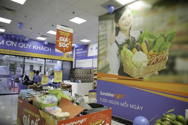 """Thêm một siêu thị 4.0 đi vào hoạt động trong """"khu nhà giàu"""" Hà Nội - Ảnh 4."""