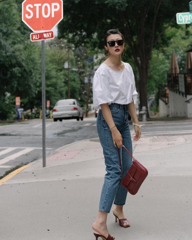 Nàng fashion blogger gợi ý 9 set màu trung tính để chị em công sở dù vụng về hay không có nhiều đồ vẫn mặc đẹp khỏi nghĩ - Ảnh 5.