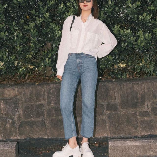 Nàng fashion blogger gợi ý 9 set màu trung tính để chị em công sở dù vụng về hay không có nhiều đồ vẫn mặc đẹp khỏi nghĩ - Ảnh 6.