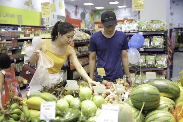 """Thêm một siêu thị 4.0 đi vào hoạt động trong """"khu nhà giàu"""" Hà Nội - Ảnh 6."""