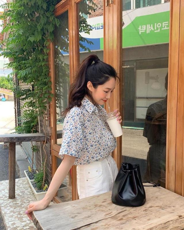 Style hè của bạn sẽ thật nhàm chán nếu còn chưa sắm ngay em áo họa tiết như sao Việt - Ảnh 7.