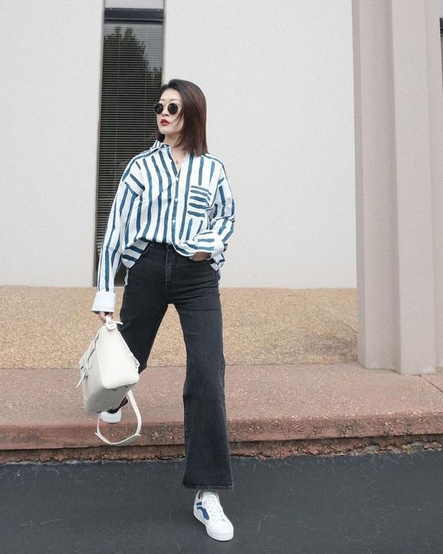 Nàng fashion blogger gợi ý 9 set màu trung tính để chị em công sở dù vụng về hay không có nhiều đồ vẫn mặc đẹp khỏi nghĩ - Ảnh 7.