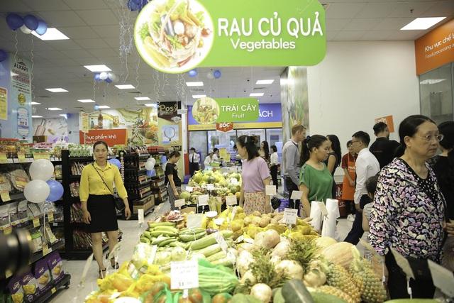 """Thêm một siêu thị 4.0 đi vào hoạt động trong """"khu nhà giàu"""" Hà Nội - Ảnh 8."""