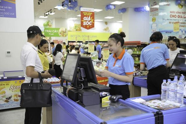 """Thêm một siêu thị 4.0 đi vào hoạt động trong """"khu nhà giàu"""" Hà Nội - Ảnh 9."""