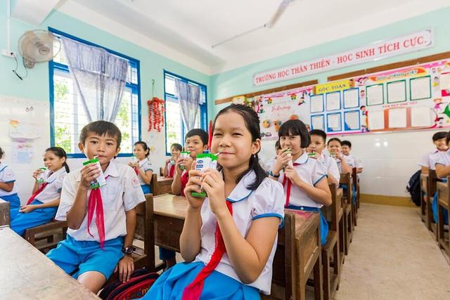 """Nhân rộng niềm vui mang tên """"sữa học đường - Ảnh 9."""
