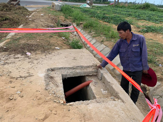 Vụ cháu bé tử vong dưới hố ga: Phê bình Ban quản lý dự án - Ảnh 3.
