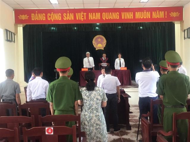 Hải Phòng: Xét xử lưu động vụ hành hung cán bộ phường Tràng Cát - Ảnh 3.