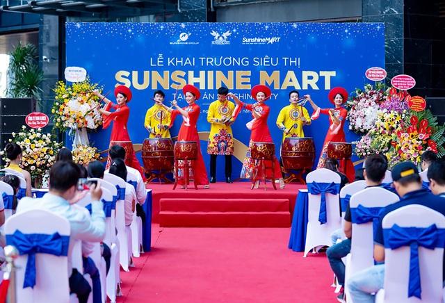 """Sunshine City khai trương siêu thị Sunshine Mart - """"thế giới mua sắm"""" ngay dưới chân tòa nhà cho cư dân - Ảnh 1."""