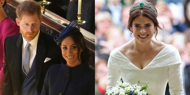 Tiết lộ mới gây sốc: Hoàng gia tức giận, Harry xấu hổ vì hành động vô duyên của Meghan ngay trong hôn lễ của công chúa nước Anh - Ảnh 2.