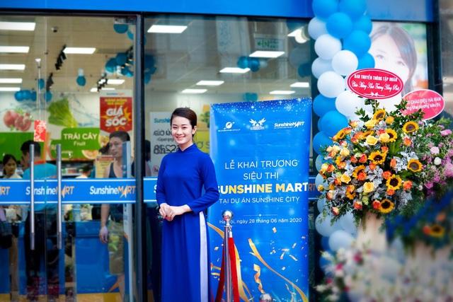 """Sunshine City khai trương siêu thị Sunshine Mart - """"thế giới mua sắm"""" ngay dưới chân tòa nhà cho cư dân - Ảnh 3."""