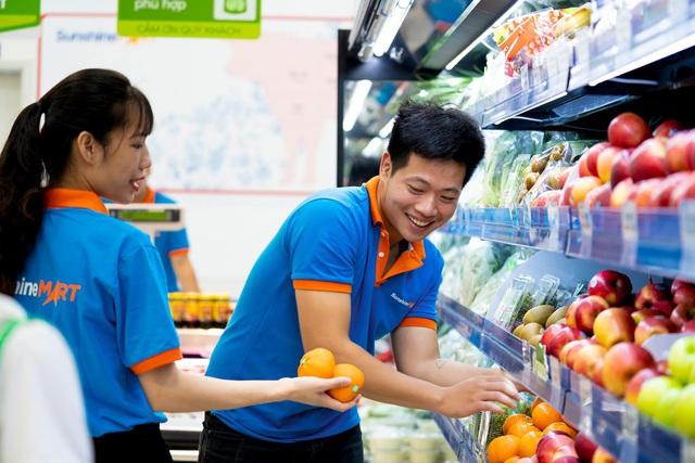 """Sunshine City khai trương siêu thị Sunshine Mart - """"thế giới mua sắm"""" ngay dưới chân tòa nhà cho cư dân - Ảnh 4."""
