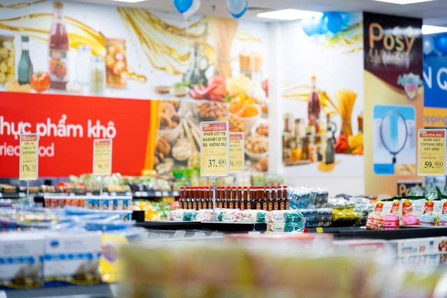 """Sunshine City khai trương siêu thị Sunshine Mart - """"thế giới mua sắm"""" ngay dưới chân tòa nhà cho cư dân - Ảnh 6."""