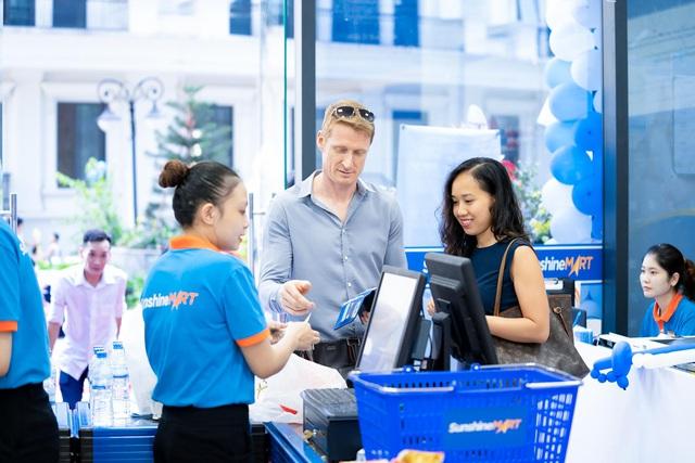 """Sunshine City khai trương siêu thị Sunshine Mart - """"thế giới mua sắm"""" ngay dưới chân tòa nhà cho cư dân - Ảnh 7."""