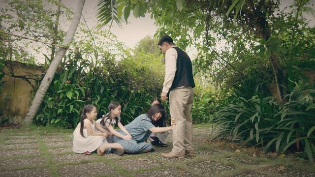 Gạo nếp gạo tẻ 2: Anh Kiệt Trung Dũng hóa kẻ hám tiền mê gái, đuổi vợ Thúy Ngân cùng 3 con thơ ra khỏi nhà - Ảnh 3.
