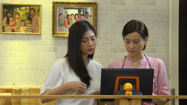 Mẹ ghẻ: Thúy Diễm bỏ học để thi Hoa hậu, Lương Thế Thành chính thức xuất hiện cực ngầu  - Ảnh 5.