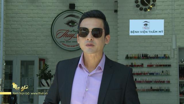 Mẹ ghẻ: Thúy Diễm bỏ học để thi Hoa hậu, Lương Thế Thành chính thức xuất hiện cực ngầu  - Ảnh 7.