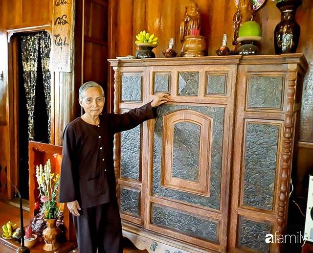 Ngôi nhà làm từ 4000 trái dừa có chi phí xây dựng lên đến 6 tỷ ở Vĩnh Long và tâm nguyện của chủ nhà khiến ai cũng bất ngờ - Ảnh 12.